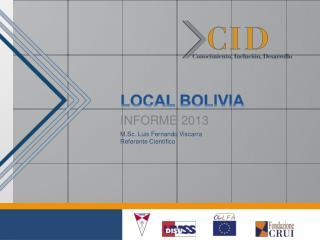 LOCAL BOLIVIA