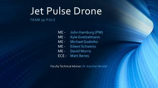 Jet Pulse Drone