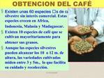 OBTENCION DEL CAF