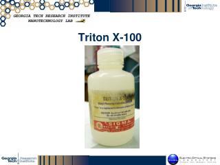 Triton X-100