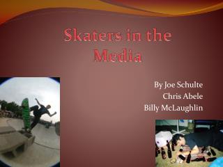 By Joe Schulte Chris Abele Billy  McLaughlin