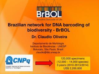 Dr. Claudio Oliveira