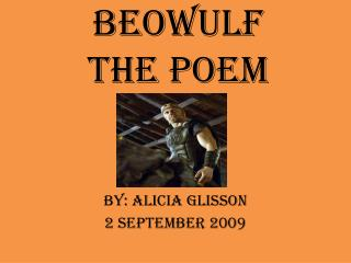 BEOWULF THE POEM