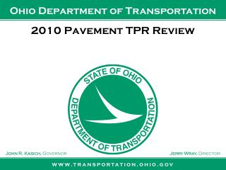 2010 Pavement TPR Review