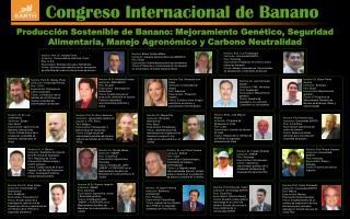Congreso Internacional de Banano