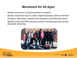 Movement for All Ages