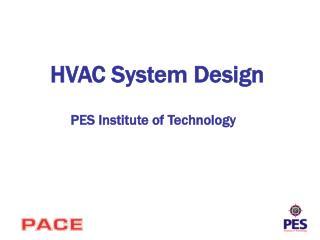 HVAC System Design