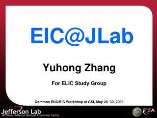 EIC@JLab