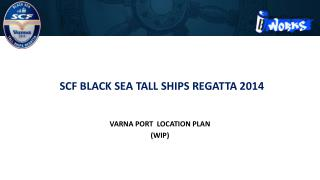 SCF Black Sea Tall Ships  regatta 2014