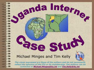 Uganda Internet Case Study - June 2000