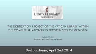 Družba ,  Jasná ,  April  2nd 2014
