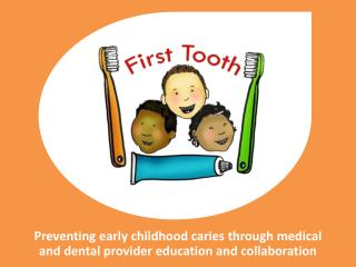 Current Status of Children's  Oral Health in Oregon