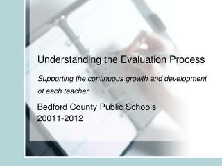 Bedford County Public Schools 20011-2012