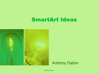 SmartArt  Ideas
