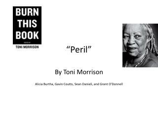 """""""Peril"""""""