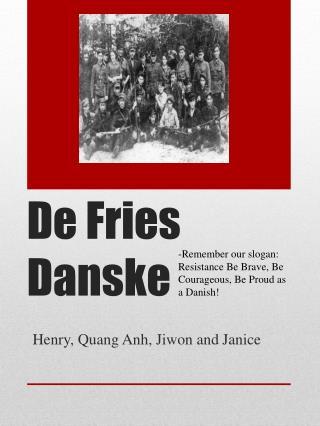De Fries  Danske
