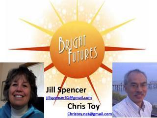 Jill Spencer jillspencer51@gmail.com