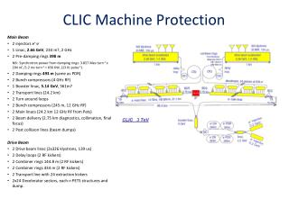 CLIC Machine Protection