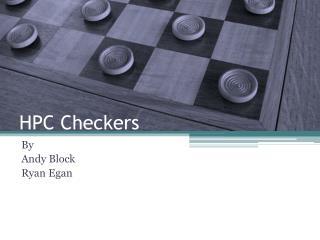 HPC Checkers