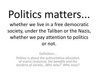 Definition...