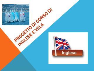Progetto  di  corso  di  inglese  e vela