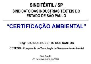 SISTEMAS DE GEST O AMBIENTAL - SGA   S RIE  ISO 14.000