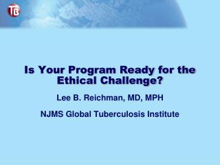 Is Your Program Ready for the Ethical Challenge?