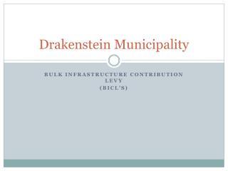 Drakenstein Municipality