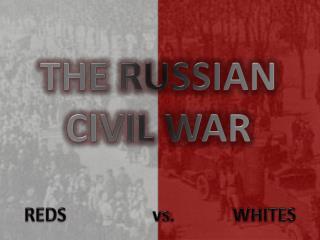 REDSvs. WHITES