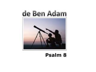 de Ben Adam
