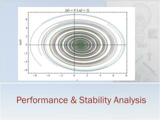 Performance & Stability Analysis
