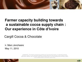 Cargill Cocoa & Chocolate