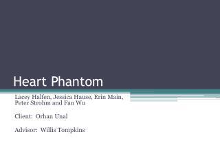 Heart Phantom