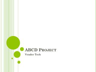 ABCD Project