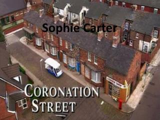 Sophie Carter