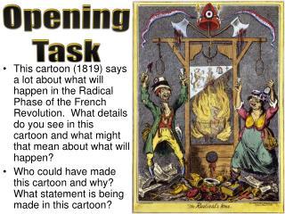 Opening Task