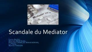 Scandale du  Mediator