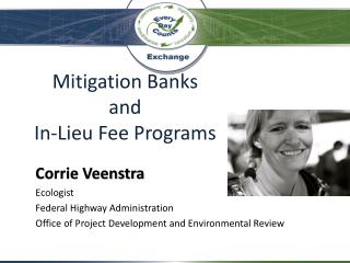 Mitigation  Banks   and In-Lieu Fee Programs