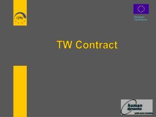 TW Contract