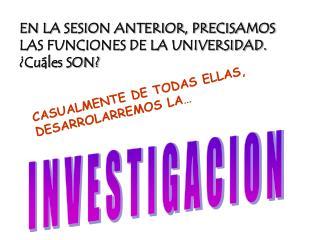 La palabra investigaci n acci n y efecto de investigar deriva de dos ra ces latinas:   in que significa en, dentro; y
