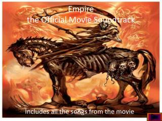 Empire  the Official Movie Soundtrack