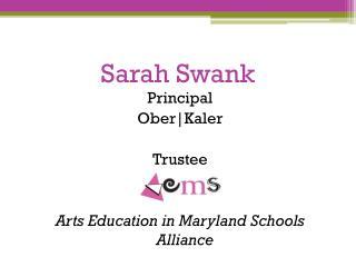 Sarah Swank