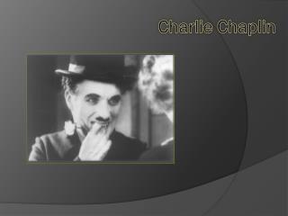 Expos  Charlie Chaplin