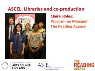 ASCEL: Libraries and co-production