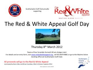 Southampton Golf Club proudly supporting