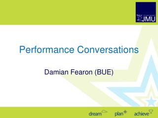 Performance Conversations