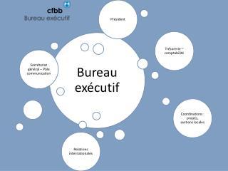 organigramme fonctionnel bureauexecutif 2011