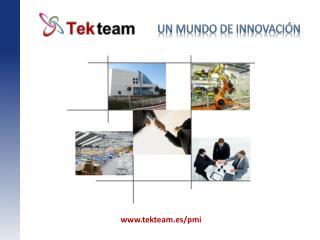 www.tekteam.es/pmi
