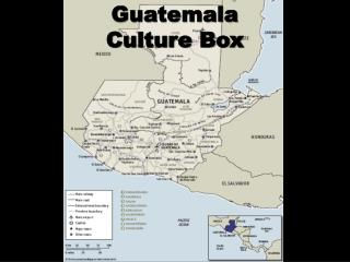 Guatemala  Culture Box