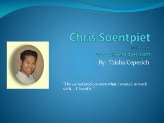 Chris Soentpiet (soon- peet ) www.soentpiet.com